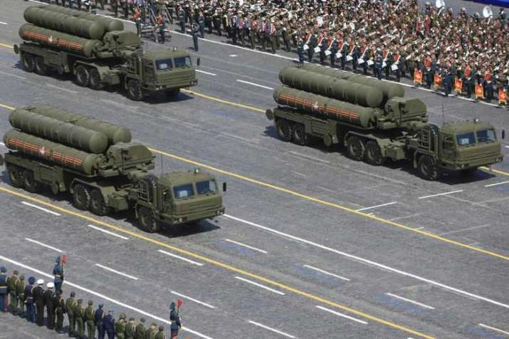 India and Russia have been in talks over the S 400-missile