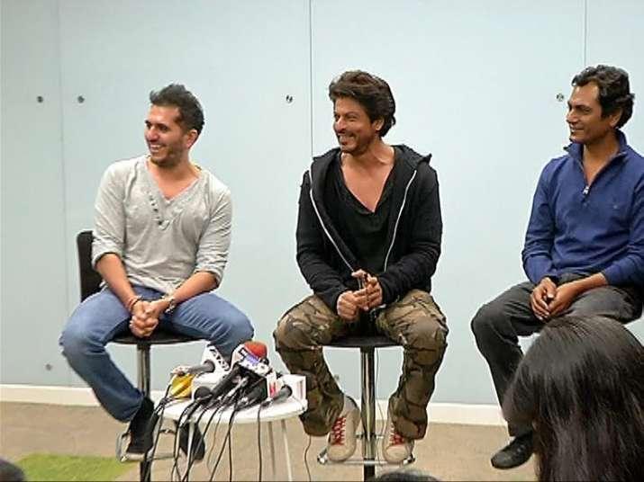 India Tv - SRK