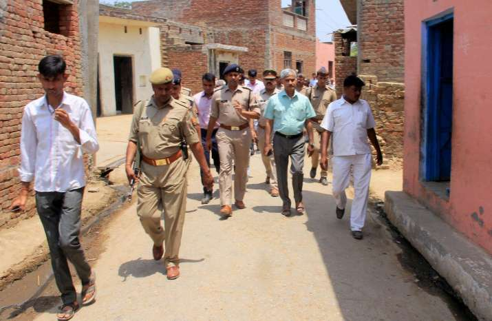 2 arrested in Saharanpur caste violence