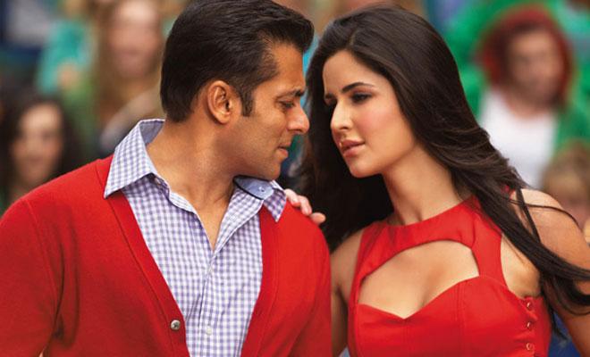 Image result for Katrina Kaif and Salman Khan