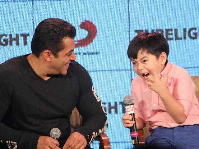 Tubelight Salman Khan and Matin Rey Tangu