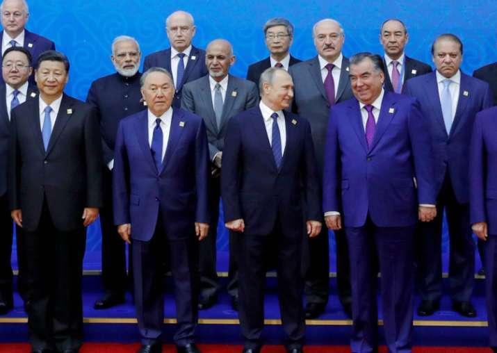 SCO Summit 2017