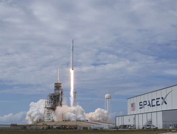 SpaceX launches first recycled supply ship to ISS