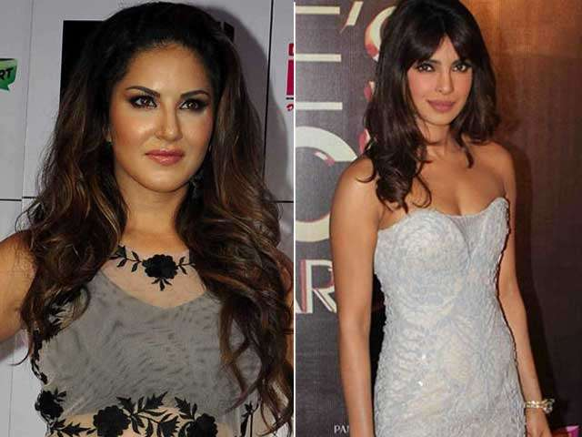 Sunny Leone comes out in support of Priyanka Chopra over