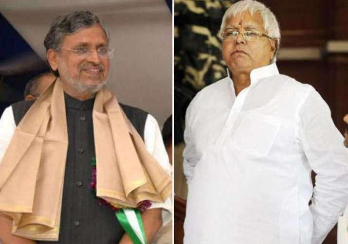 Lalu's servant, a BPL card-holder, gifted two plots of