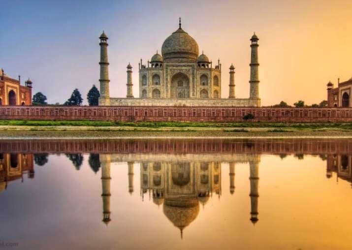 'Taj Mahal still not safe from pollution'