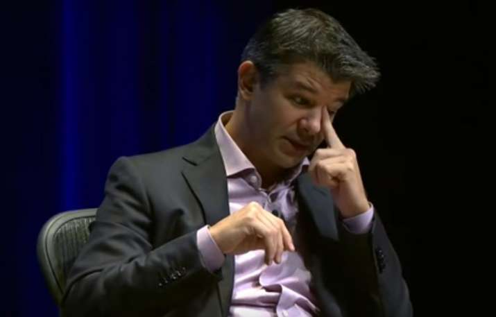 Travis Kalanick resigns as Uber CEO after shareholders