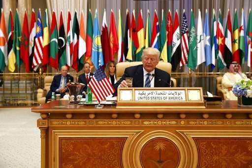 Isolating Qatar 'beginning of the end of terrorism',