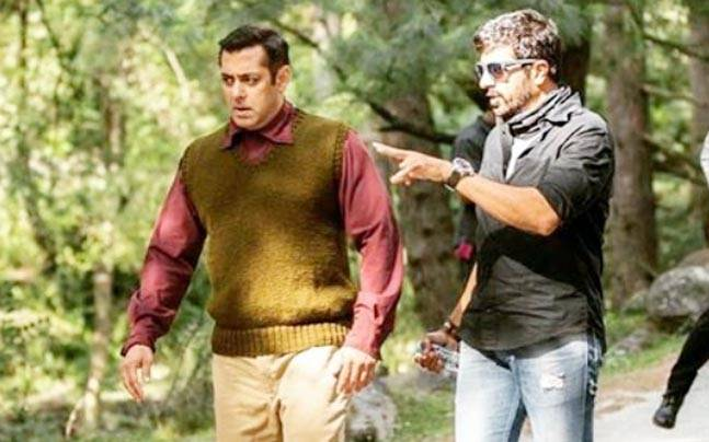 Salman Khan shares new still from Tubelight sets, Twitter
