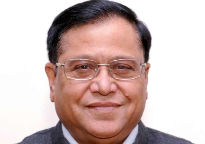 Niti Aayog member VK Saraswat