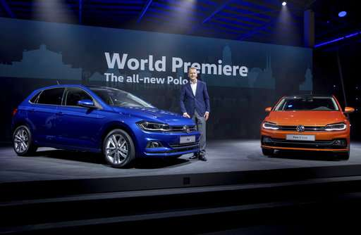 Volkswagen unveils new version of Polo subcompact