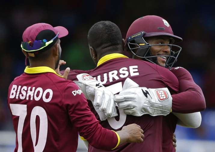West Indies trail 0-1 in 5-match series.