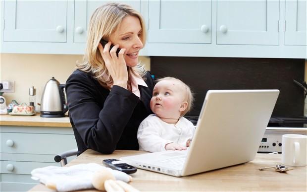 working mother superpower