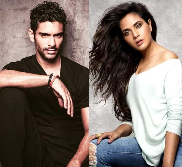 India Tv - Richa Chadha and Angad Bedi