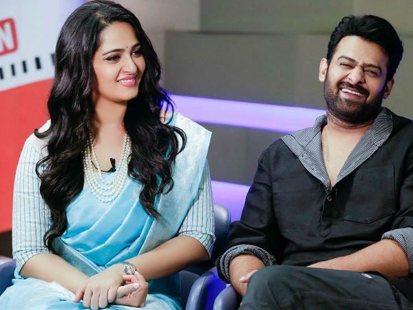Anushka Shetty was never a part of Prabhas's Saaho