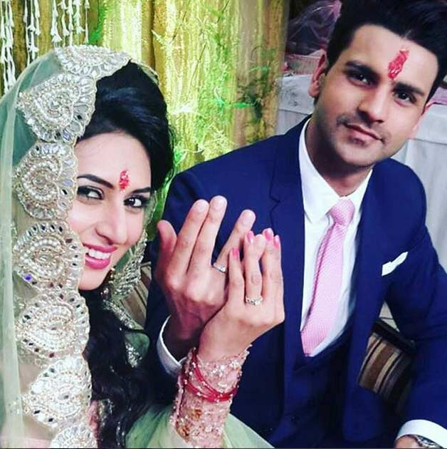 India Tv - Divek's hush-hush engagement ceremony