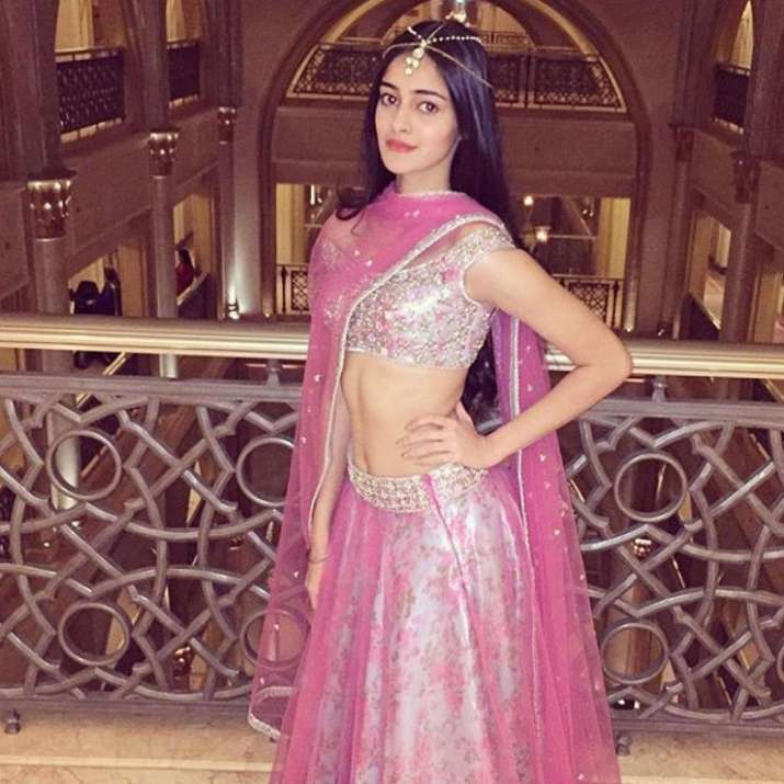 India Tv - Chunkey Pandey daughter ananya