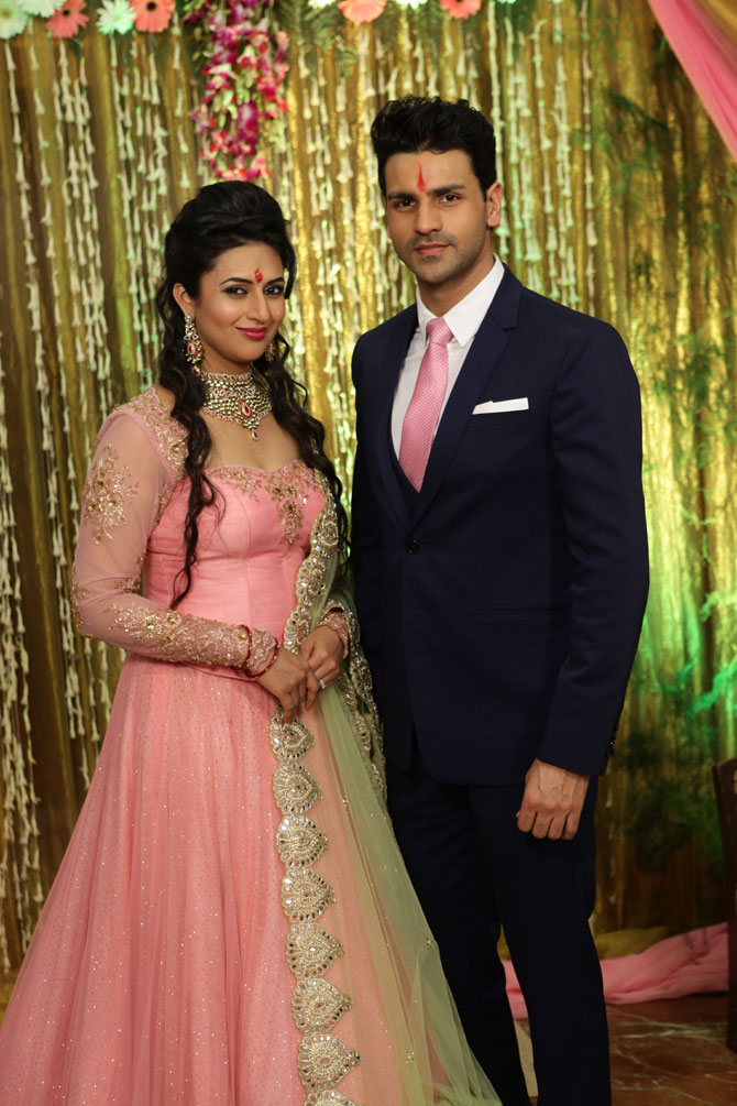 India Tv - They met on the set of Yeh Hai Mohabbatein