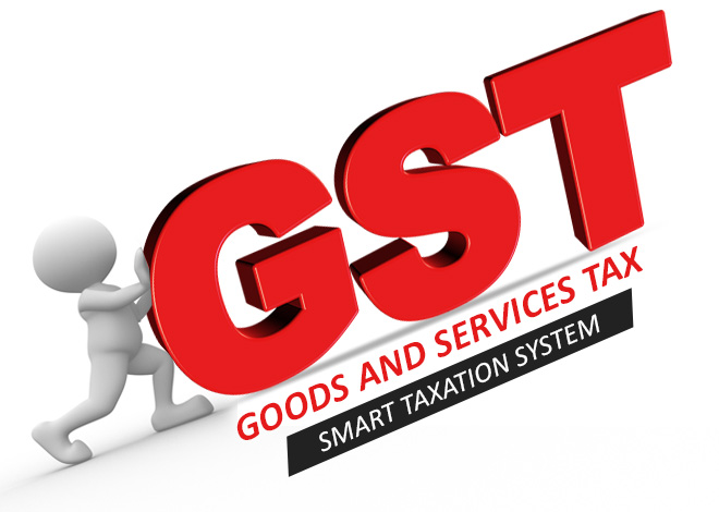 The GST was launched at a midnight event on July 1