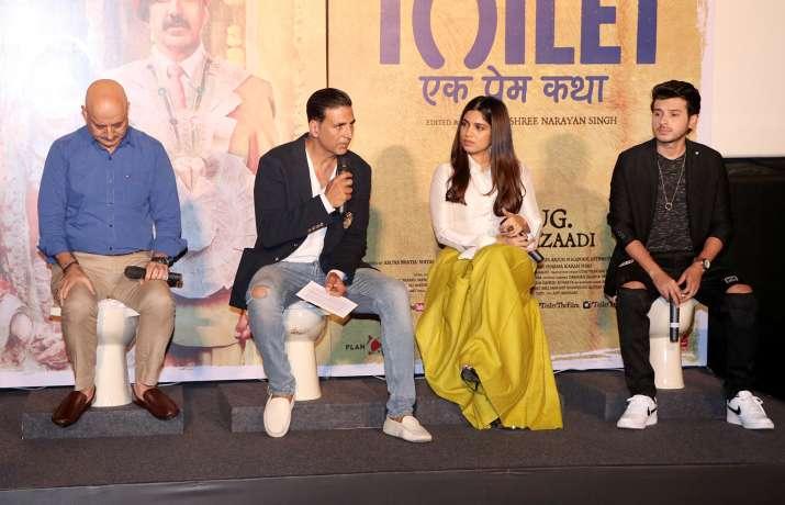 India Tv - Toilet Ek Prem Katha