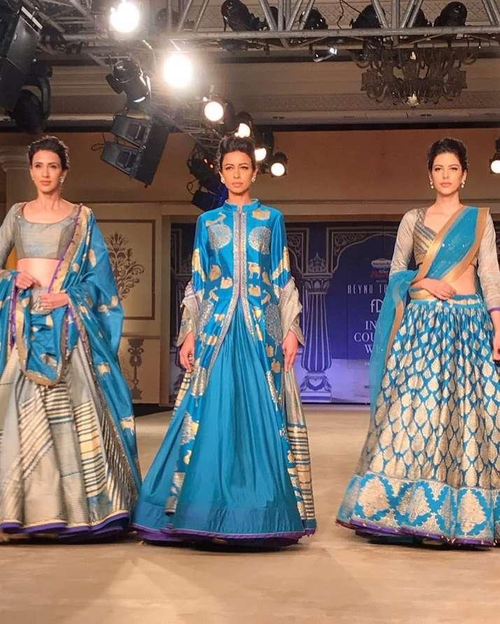 India Tv - CYAN by Reynu Taandon
