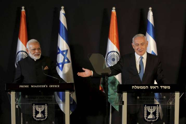 India, Israel now strategic partners