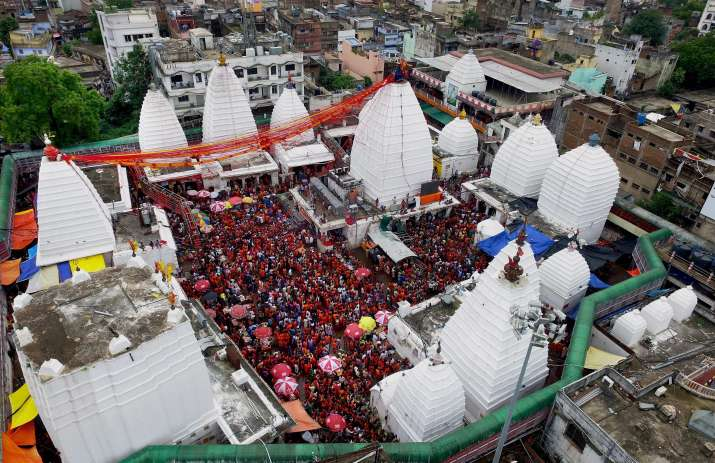 Baidyanath temple to open only for devotees from Jharkhand
