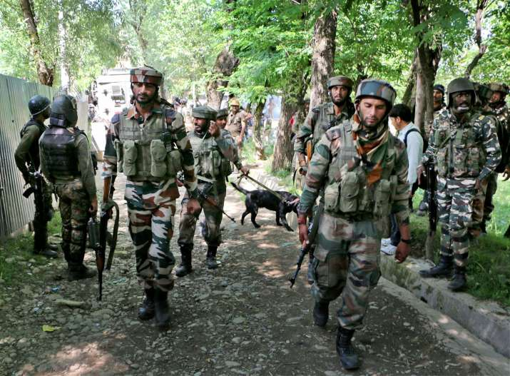 Kashmir: 3 militants gunned down as Pulwama encounter