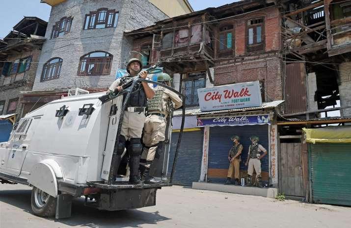 Normal life back in Kashmir, internet restored after two