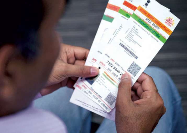 Govt extends mandatory Aadhaar deadline for availing social