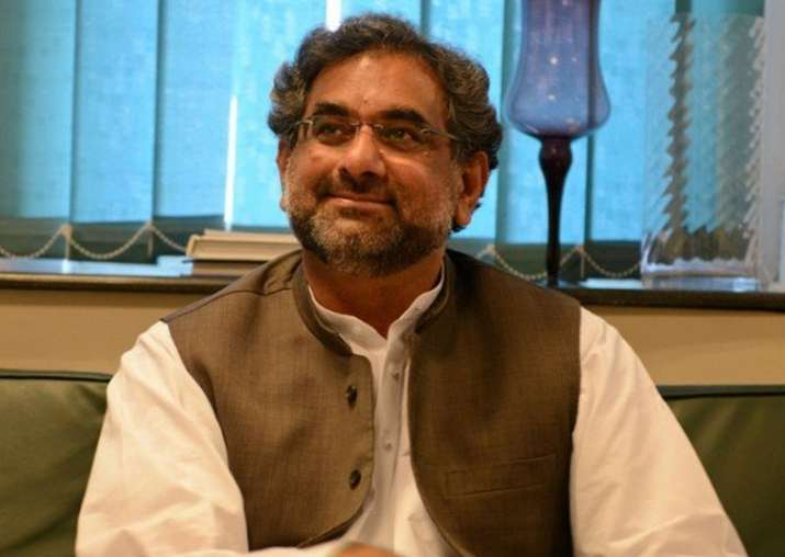 Shahid Khaqan Abbasi declared as interim PM of Pakistan