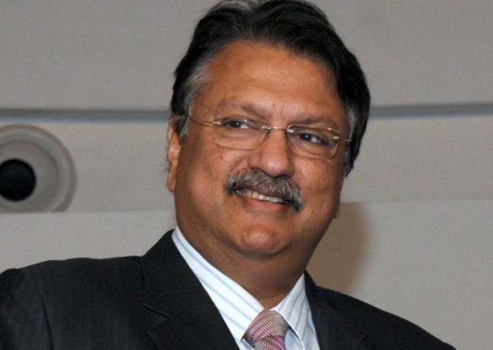 Shriram Group Chairman Ajay Piramal