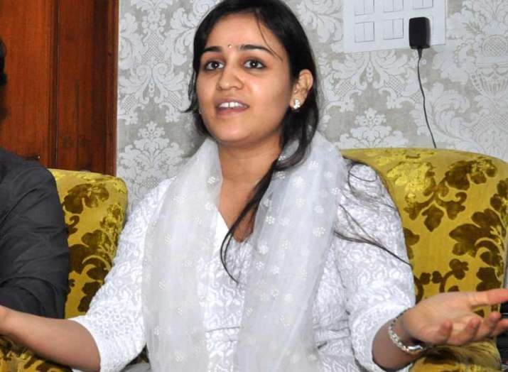 Aparna Yadav's NGO received 86 pc of SP govt's cow