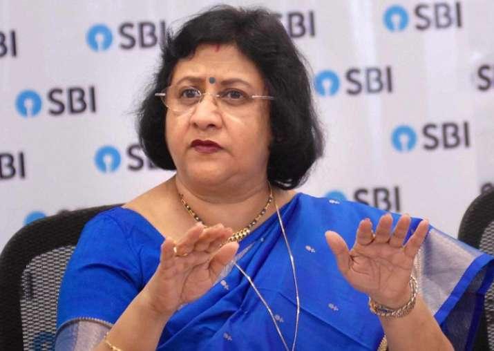 SBI Chairperson Arundhati Bhattacharya
