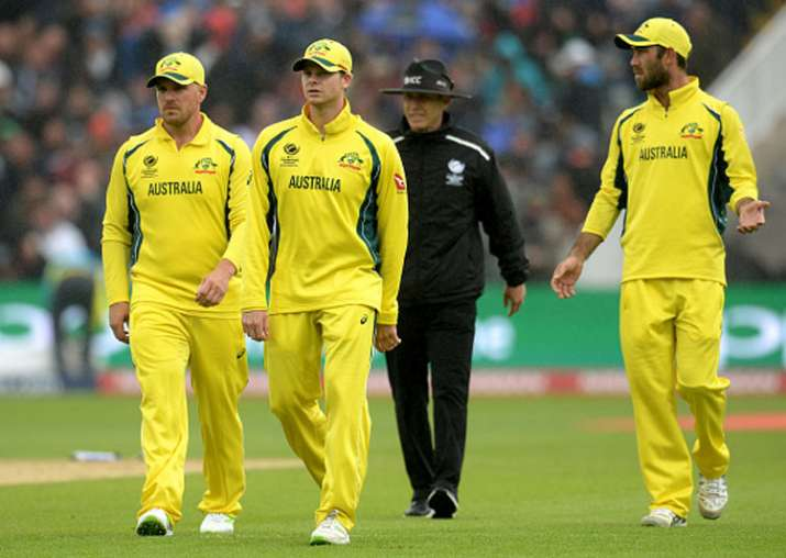A file image of the Australian team.