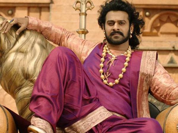 Baahubali 2 Prabhas and SS Rajamouli's film completes 75