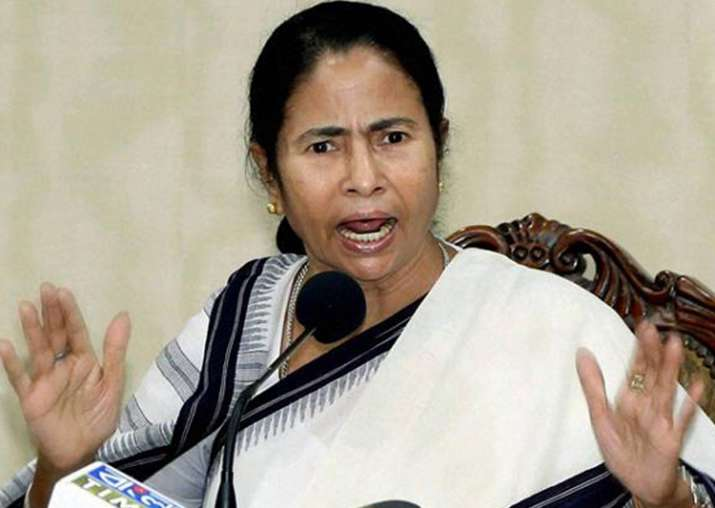File pic of WB CM Mamata Banerjee