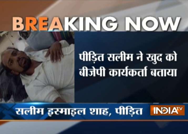 Nagpur: Man beaten up by 'Gau Rakshaks' on suspicion of