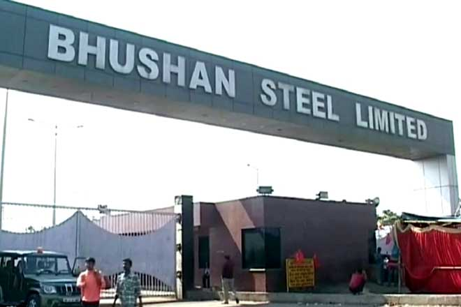 Bhushan Steel is the country's third-largest secondary