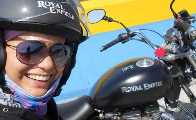 An experienced biker, Jagruti Viraj Hogale died trying to