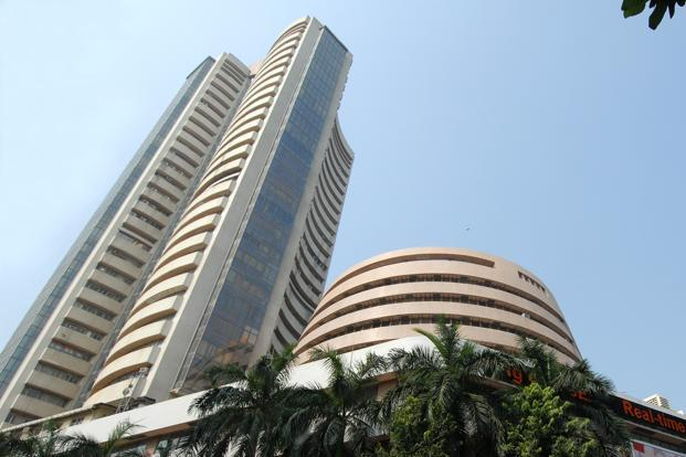 Nifty touches fresh peak at 10,043, Sensex storms past
