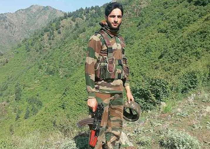 Congress says Burhan Wani a terrorist, no scope for dialogue