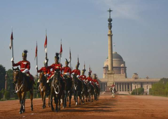 Rashtrapati Bhavan cancels Saturday's Change of Guard
