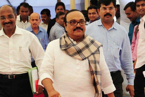 FIR against Chhagan Bhujbal's son, nephew in illegal