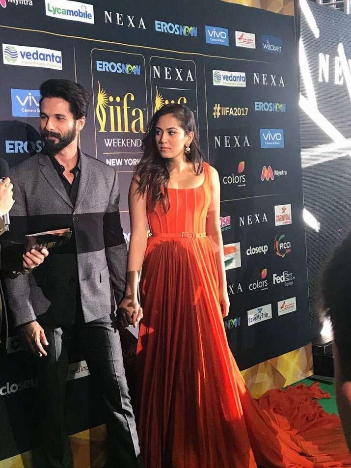 India Tv - Shahid, Mira