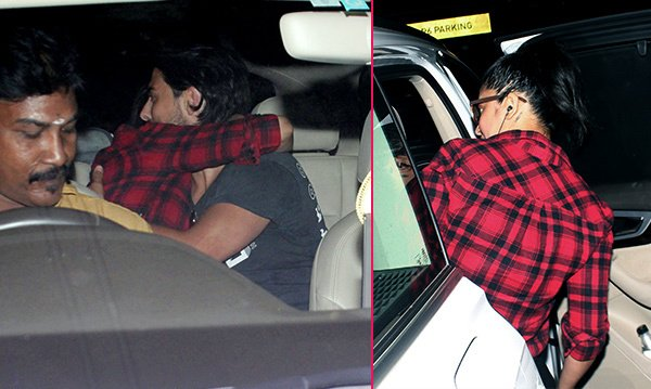 India Tv - Shruti Haasan with boyfriend