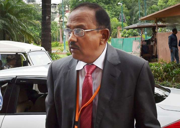 File pic of NSA Ajit Doval