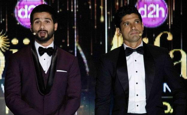 India Tv - Shahid and Farhan