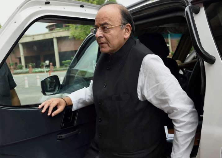 Jaitley said next GST Council meeting will decide on