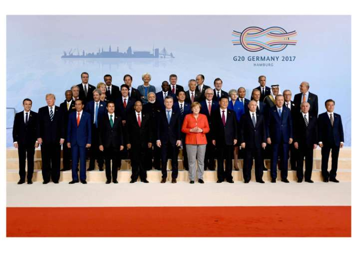 Had 'major influence' on counter-terror discussions at G20: